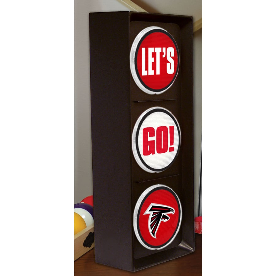 The Memory Company 16-in Atlanta Falcons Light