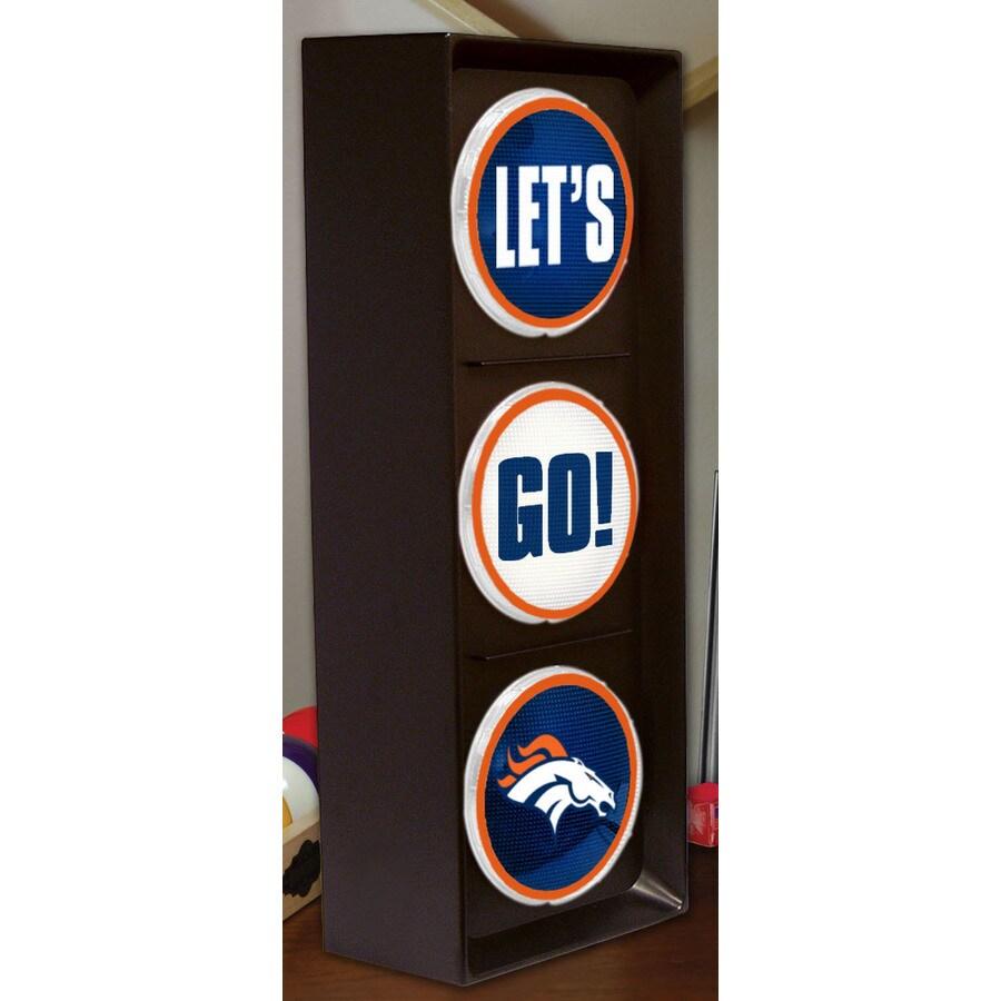 The Memory Company 16-in Denver Broncos Light