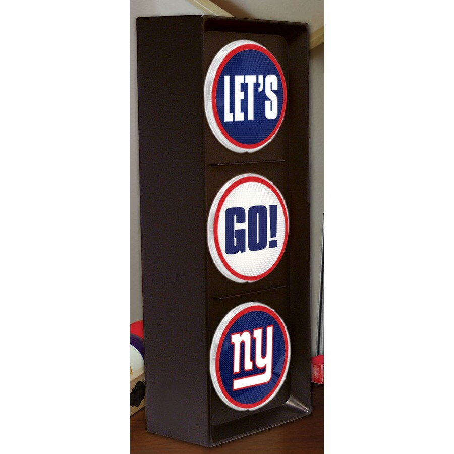 The Memory Company 16-in New York Giants Light