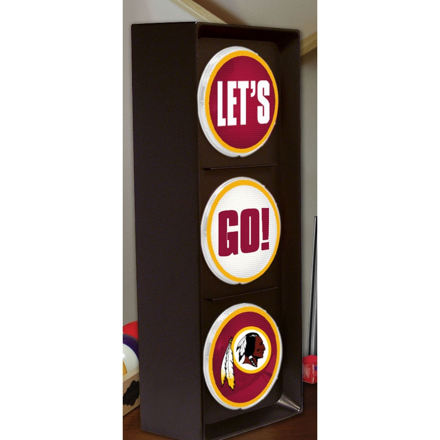 The Memory Company 16-in Washington Redskins Light