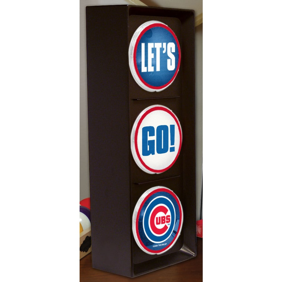 The Memory Company 16-in Chicago Cubs Light