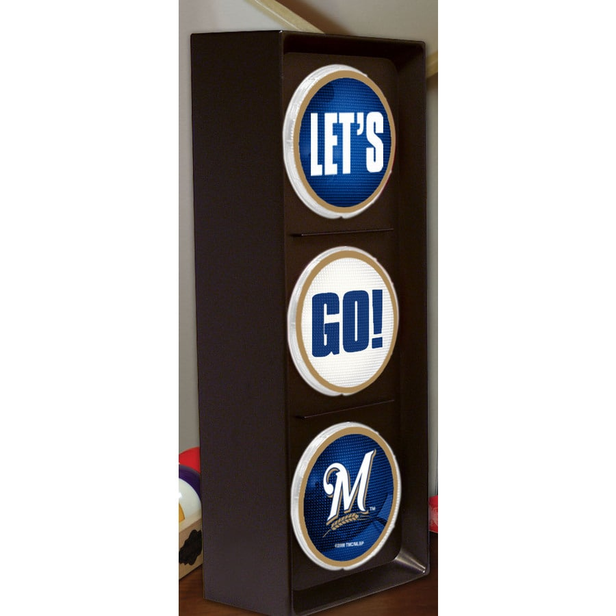 The Memory Company 16-in Milwaukee Brewers Light