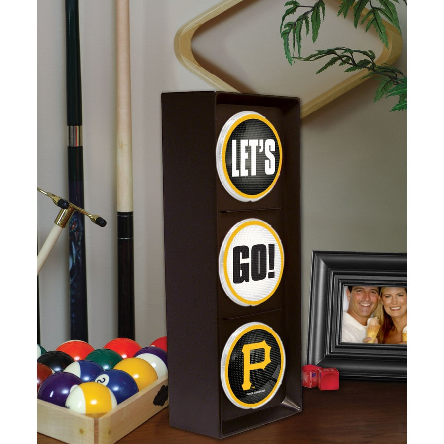 The Memory Company 16-in Pittsburgh Pirates Light