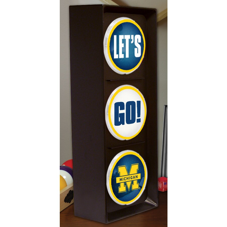 The Memory Company 16-in Michigan Wolverines Light