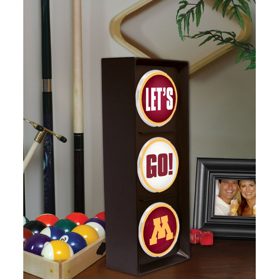 The Memory Company 16-in Minnesota Golden Gophers Light