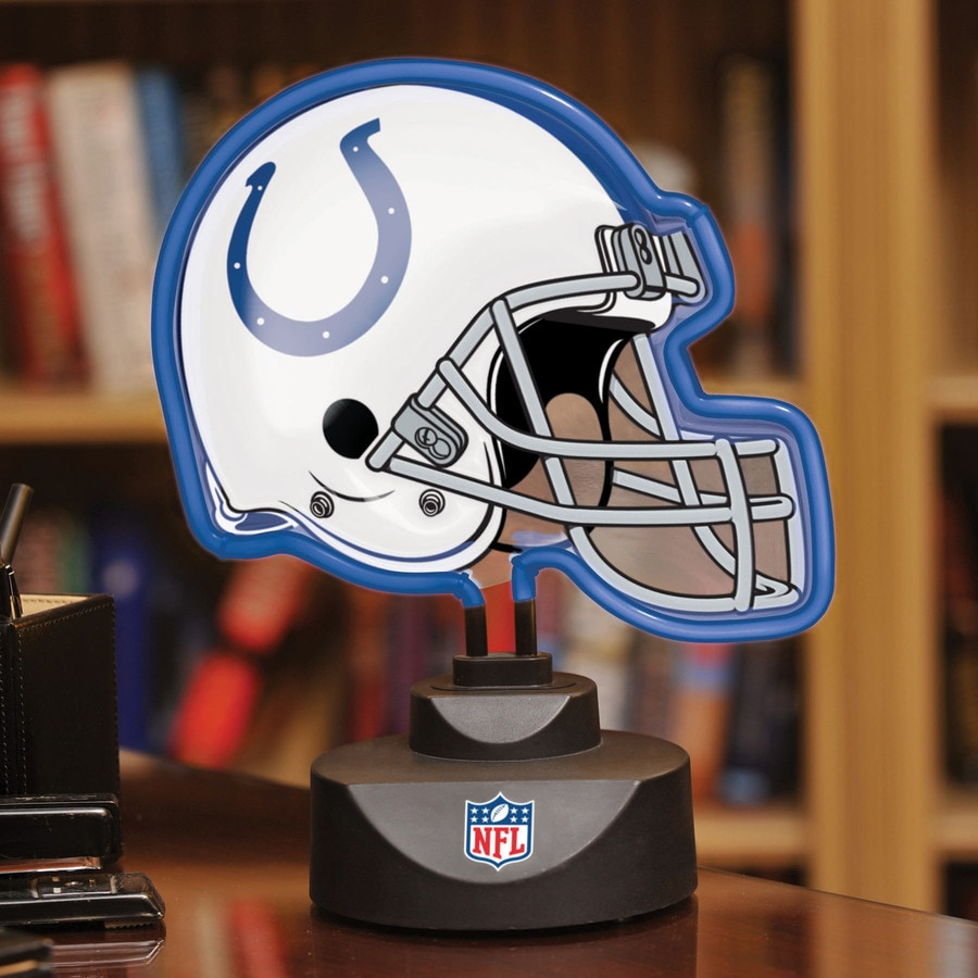 The Memory Company 12-in Indianapolis Colts Light