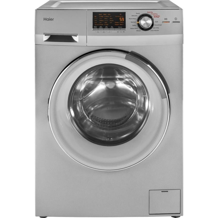 Shop Haier 2 Cu Ft Ventless Combination Washer And Dryer