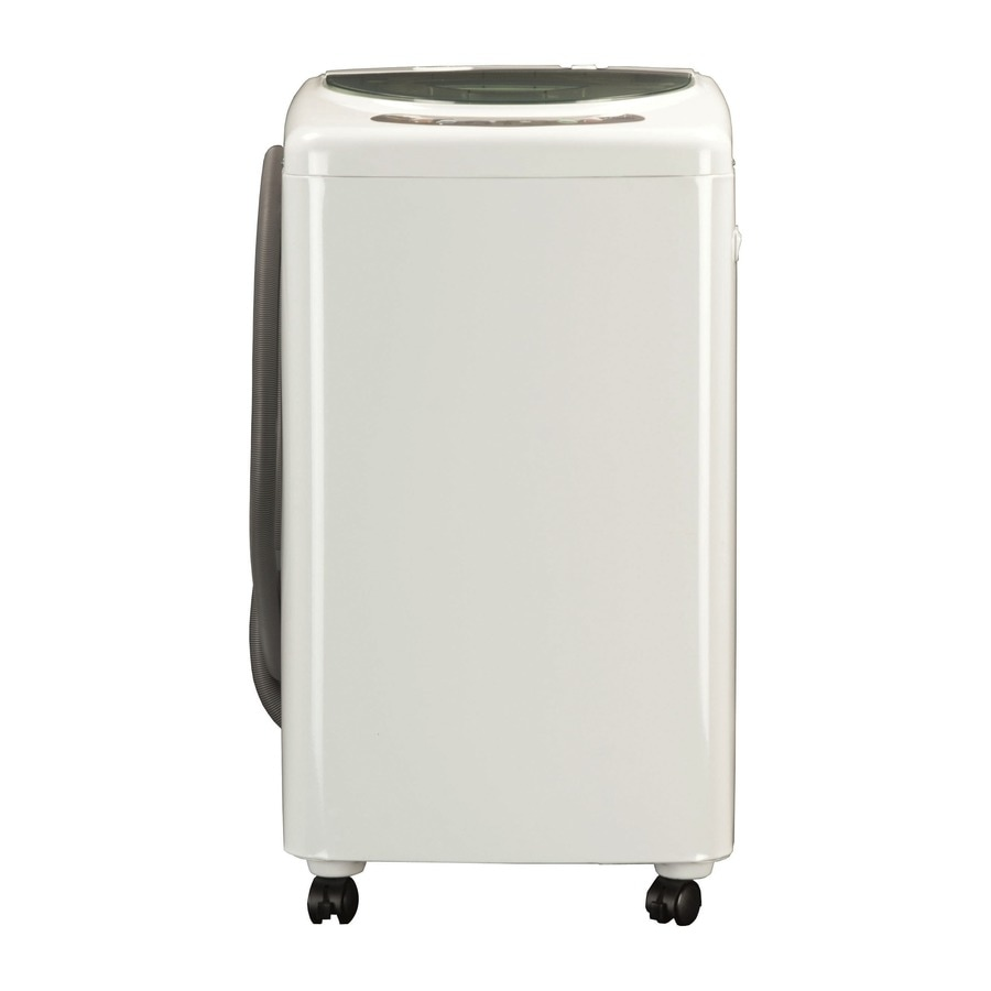 Shop Haier 1 Cu Ft Top Load Washer White At Lowes Com