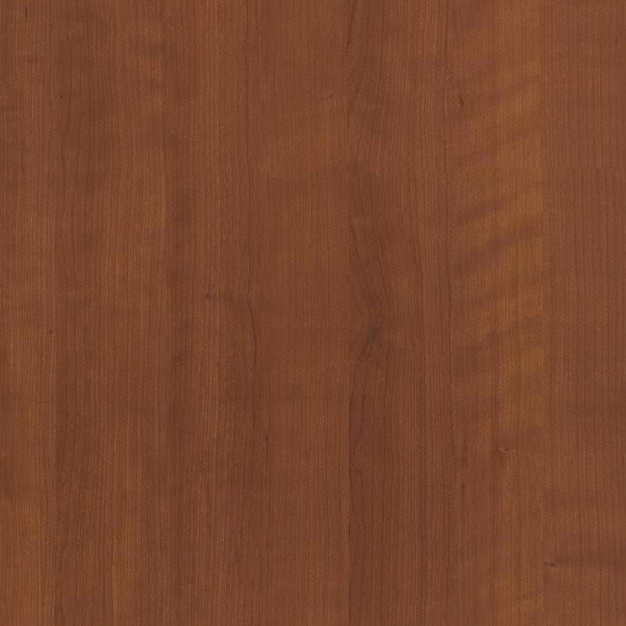 Wilsonart 36-in x 96-in Amber Cherry Laminate Kitchen Countertop Sheet