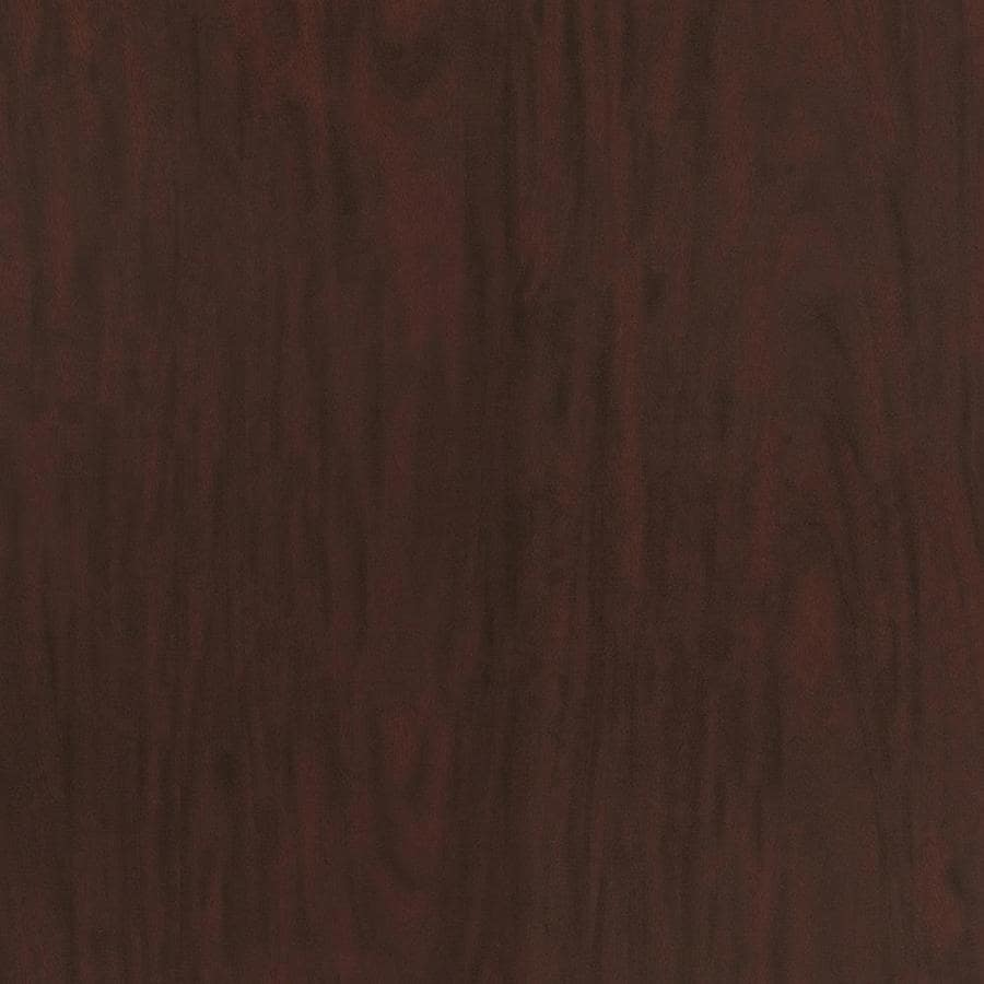 Wilsonart 48-in x 96-in Figured Mahogany Laminate Kitchen Countertop Sheet
