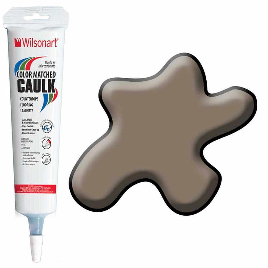 Wilsonart 5-oz Madura Garnet Paintable Siliconized Acrylic Kitchen and Bathroom Caulk