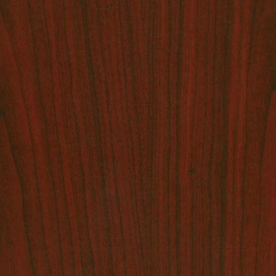 Shop Wilsonart Empire Mahogany Textured Gloss Laminate ...