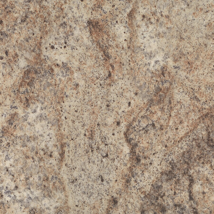 Shop wilsonart madura gold quarry laminate kitchen Lowes laminate countertops