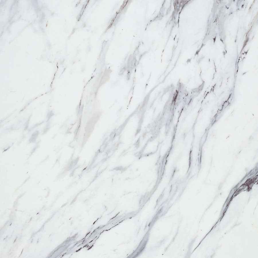 Shop Wilsonart Calcutta Marble Textured Gloss Laminate