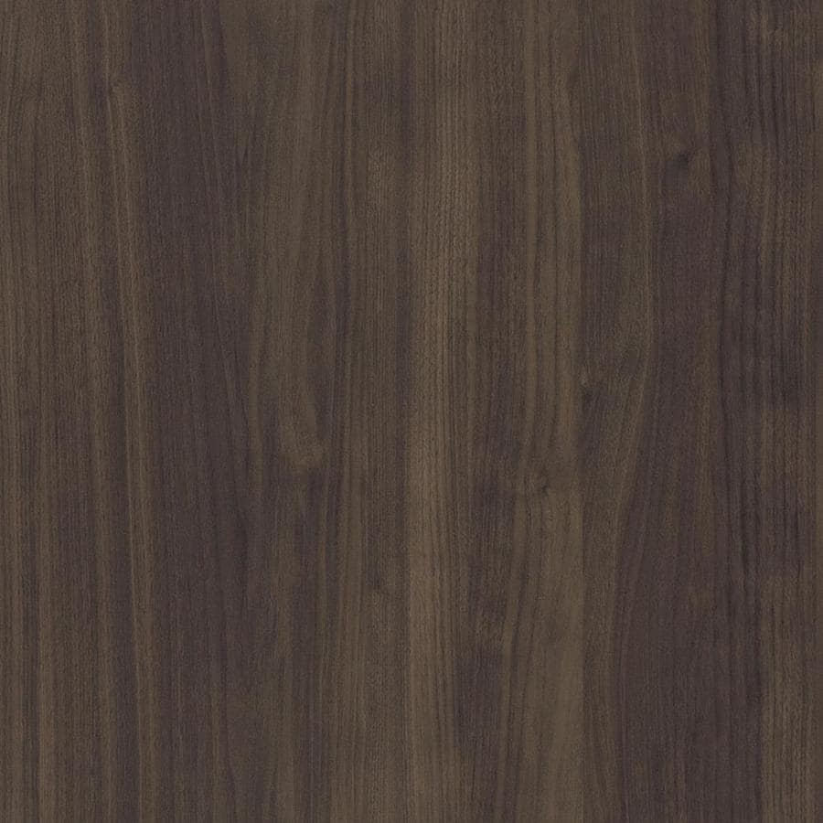 Wilsonart 36-in x 96-in Florence Walnut Fine Velvet Texture Laminate Kitchen Countertop Sheet