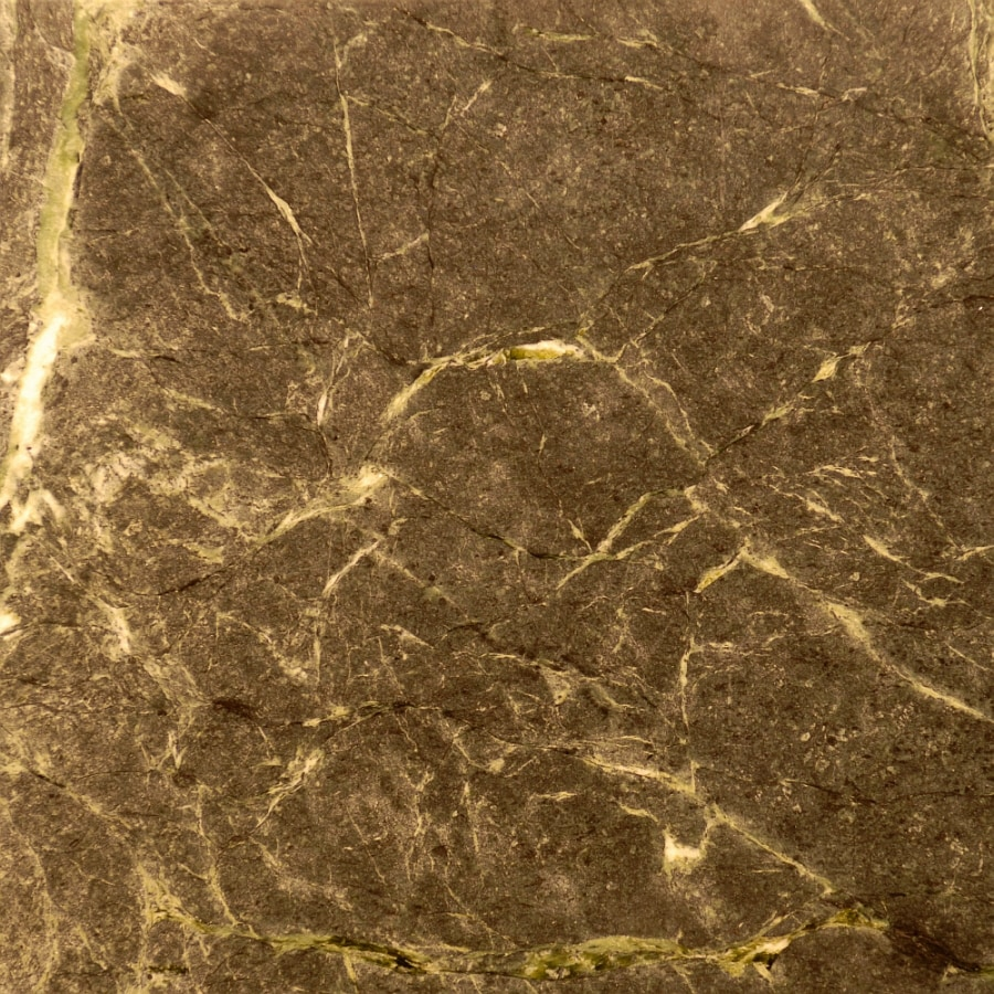 Bedrosians 12-in x 12-in Green Marble Floor Tile
