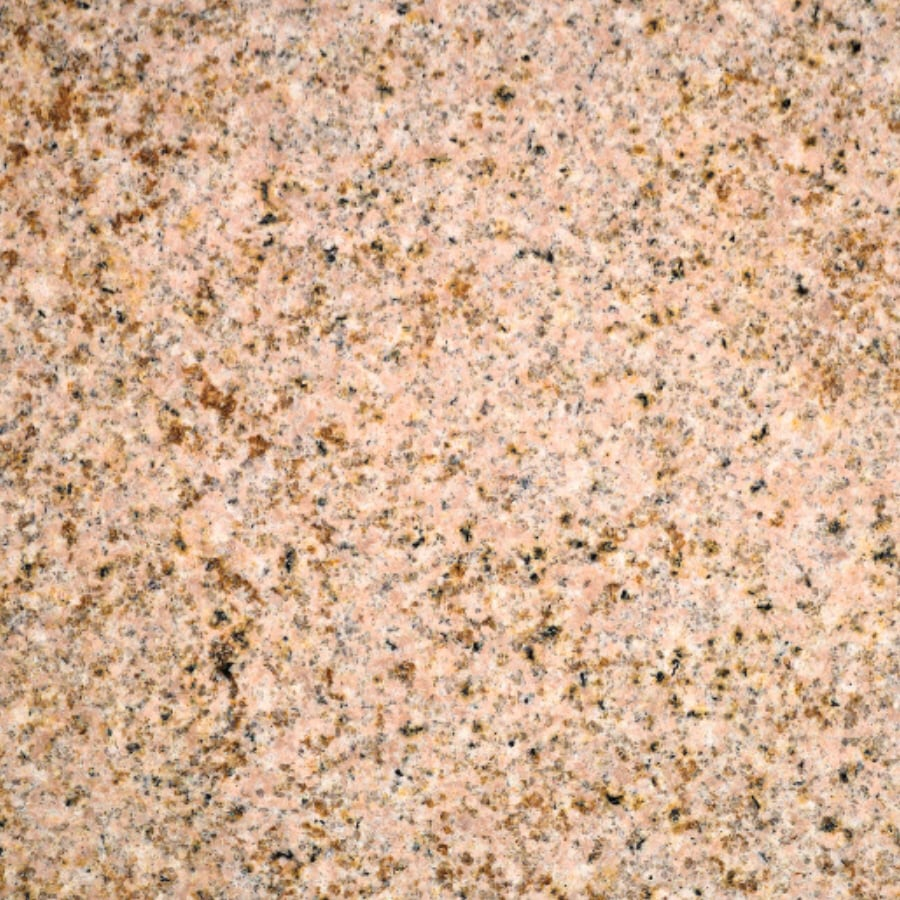Bedrosians 12-in x 12-in Gold Granite Floor Tile