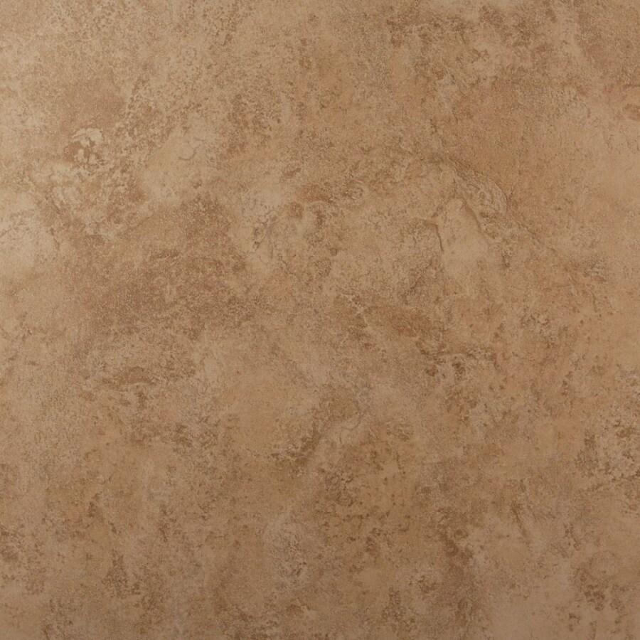 Bedrosians 20-in x 20-in Fantasia Beige Glazed Porcelain Floor Tile (Actuals 20-in x 20-in)