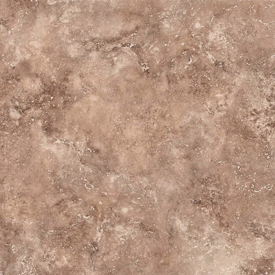 Bedrosians Roma 4-Pack Noce Porcelain Floor Tile (Common: 24-in x 24-in; Actual: 23.626-in x 23.626-in)