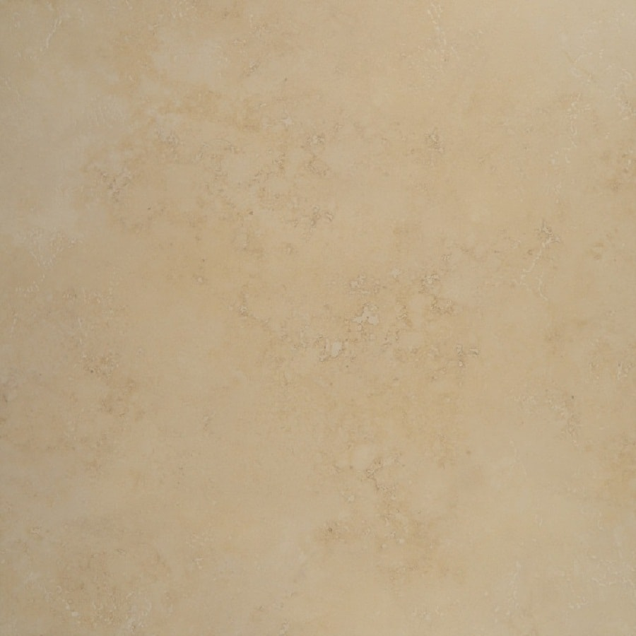 Bedrosians 6-Pack VERONA Almond Glazed Porcelain Indoor/Outdoor Floor Tile (Common: 20-in x 20-in; Actual: 19.68-in x 19.68-in)