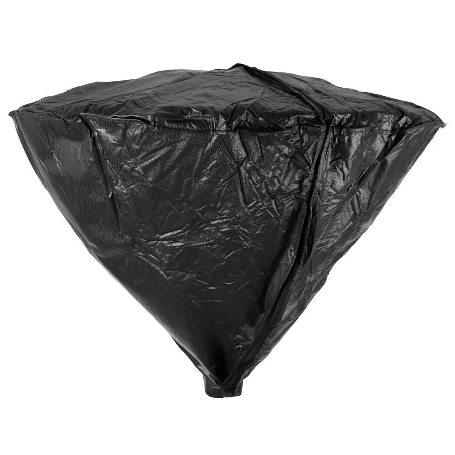 Fire Sense 25.6-in Black Patio Heater Cover