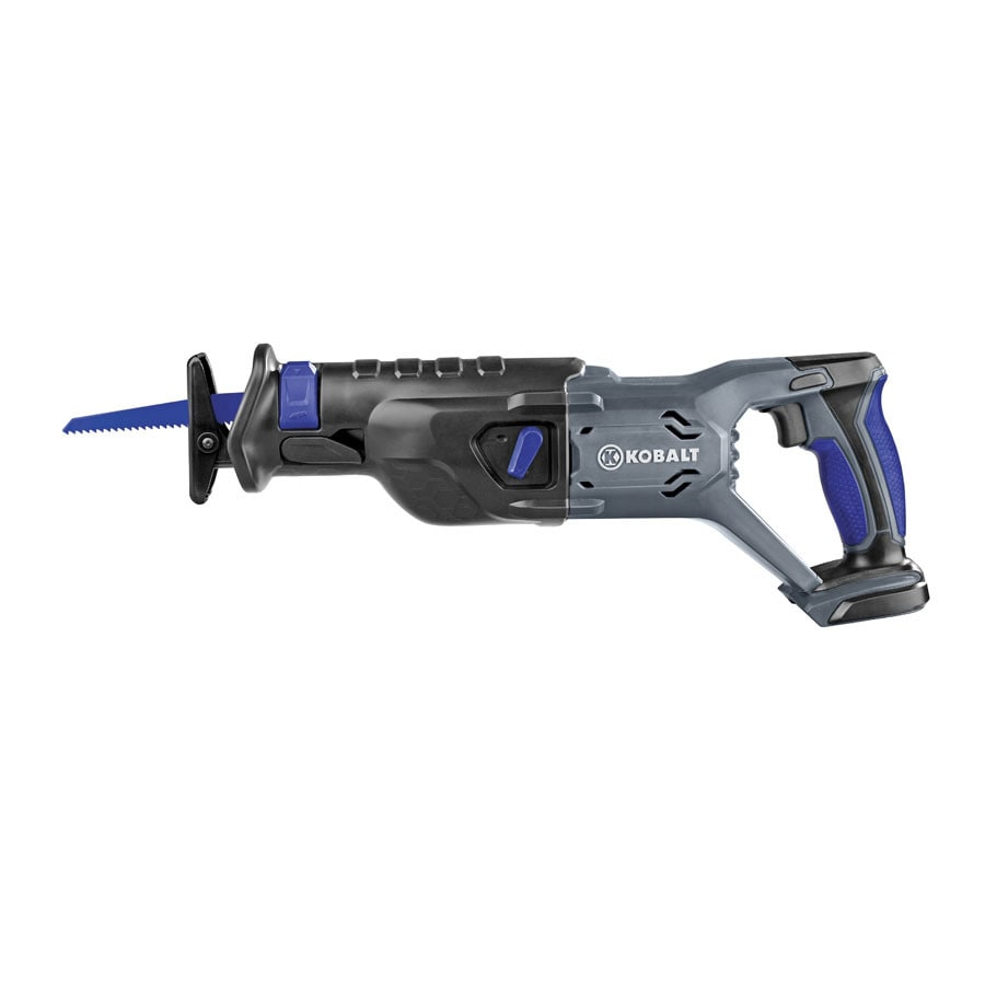 Kobalt 18-Volt Variable Speed Cordless Reciprocating Saw (Bare Tool)