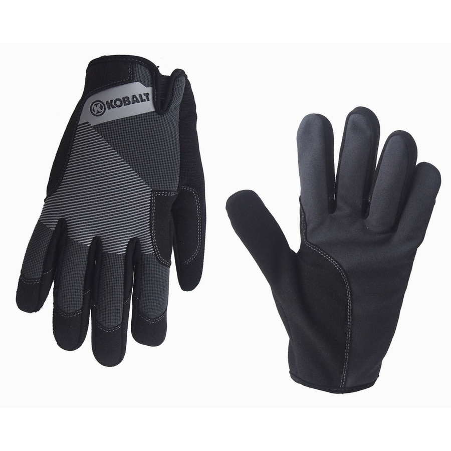 Kobalt X-Large Unisex Synthetic Leather Work Gloves