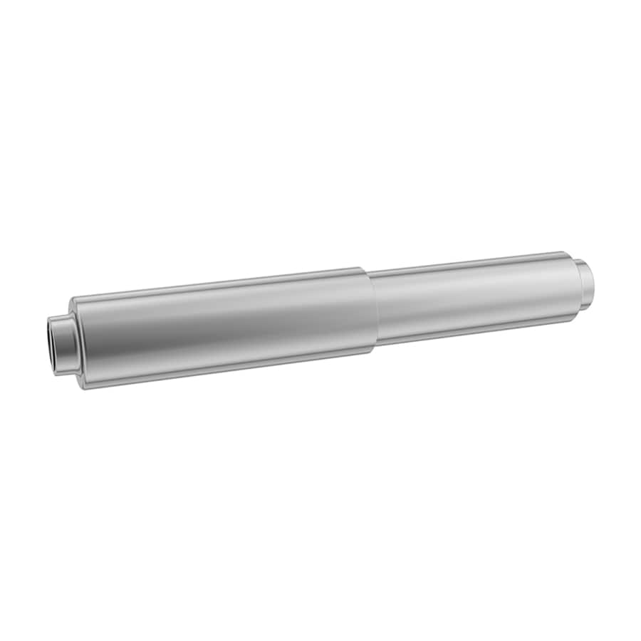 Project Source Seton Polished Chrome Surface Mount Replacement Roller Toilet Paper Holder