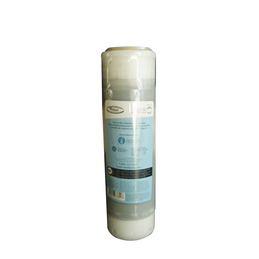 Whirlpool 10-in Under Sink Replacement Filter