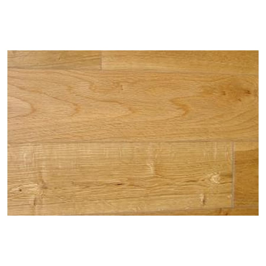 NobleHouse Natural Solid Oak Hardwood Flooring Sample Chip