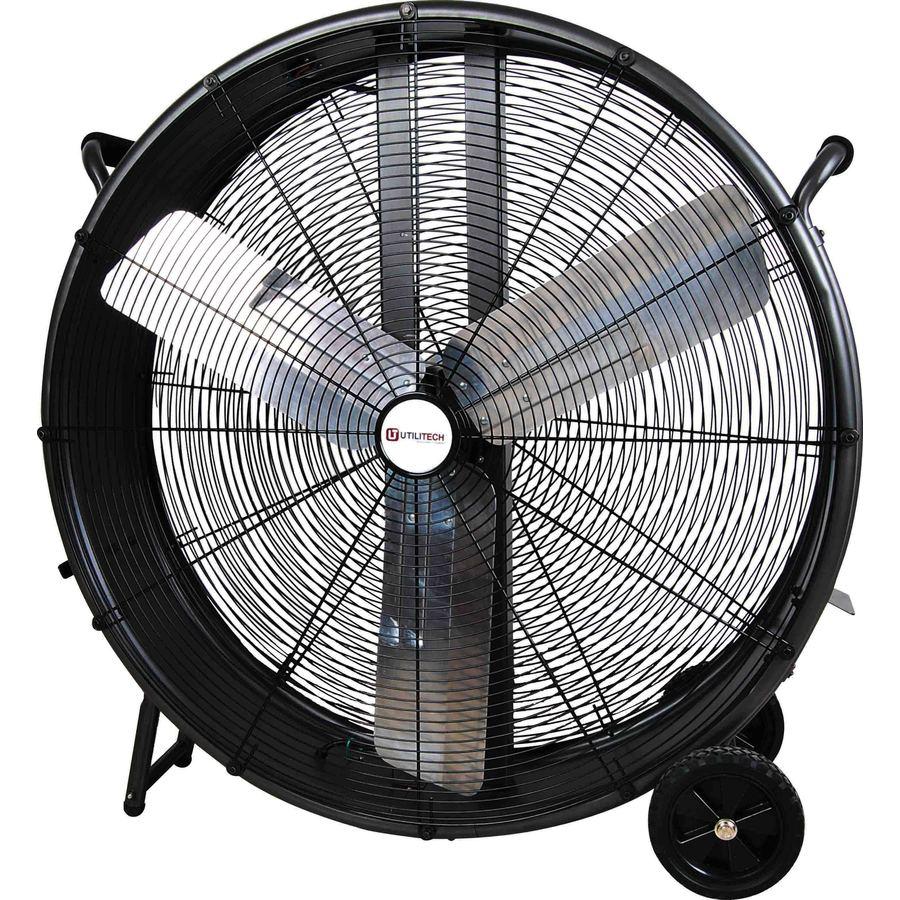 Utilitech 36-in 3-Speed High Velocity Fan