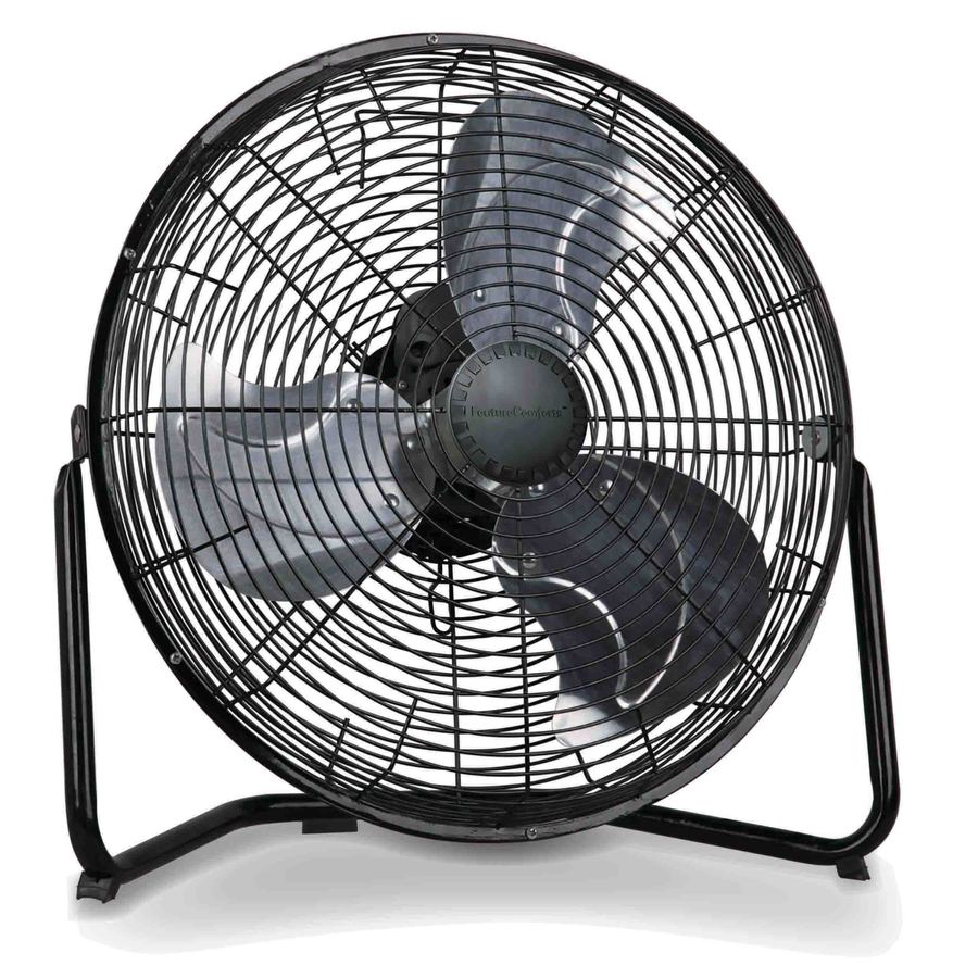 Feature Comforts 16-in 3-Speed High Velocity Fan