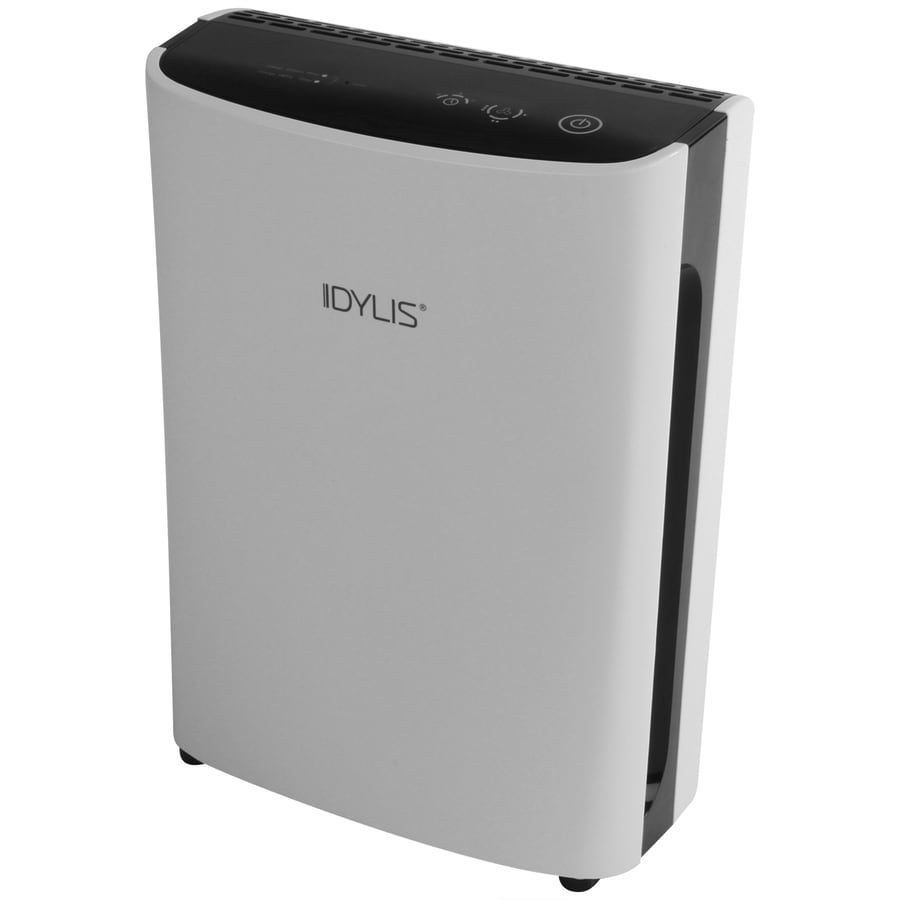 Shop Idylis 3 Speed 155 Sq Ft Hepa Air Purifier At Lowes Com