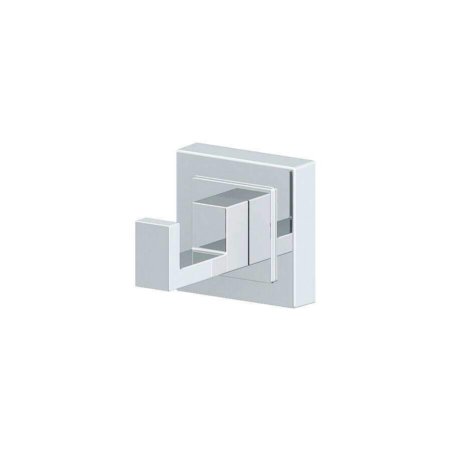 Style Selections Greenville Polished Chrome Robe Hook