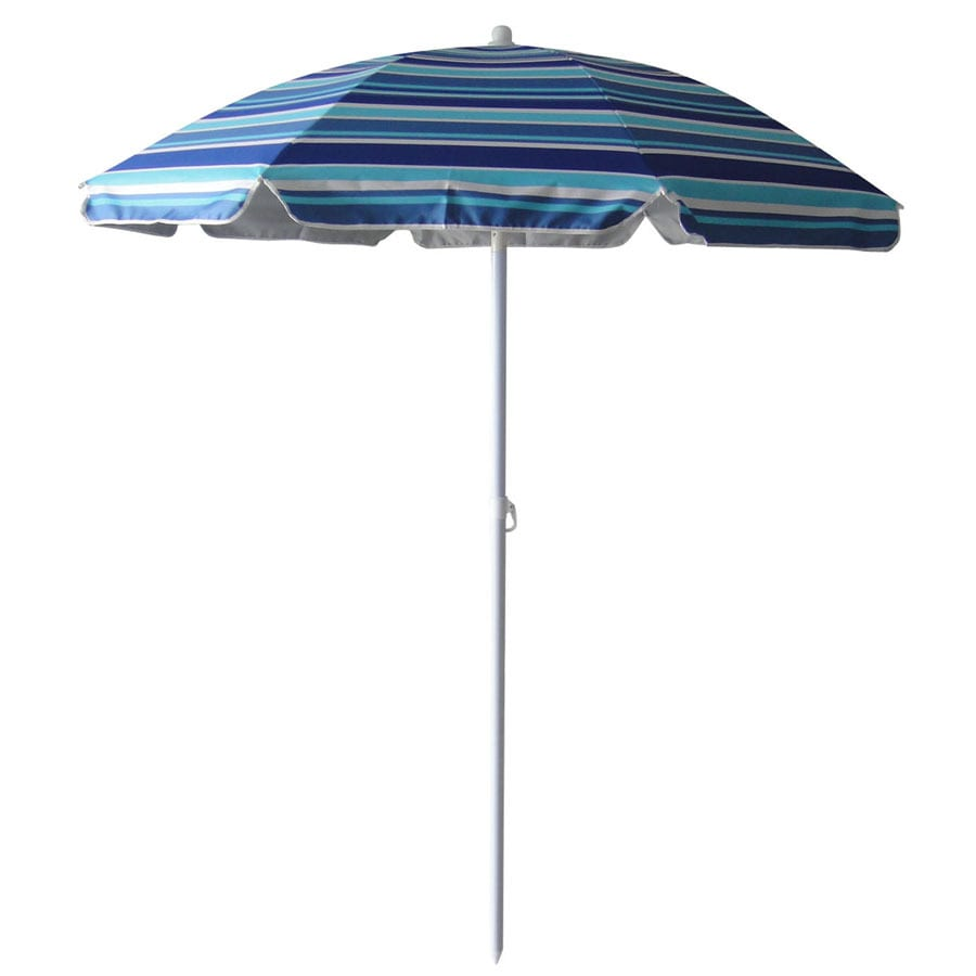 Garden Treasures Patio Umbrella (Common: 70-in W x 70-in L; Actual: 69.3-in W x 69.3-in L)