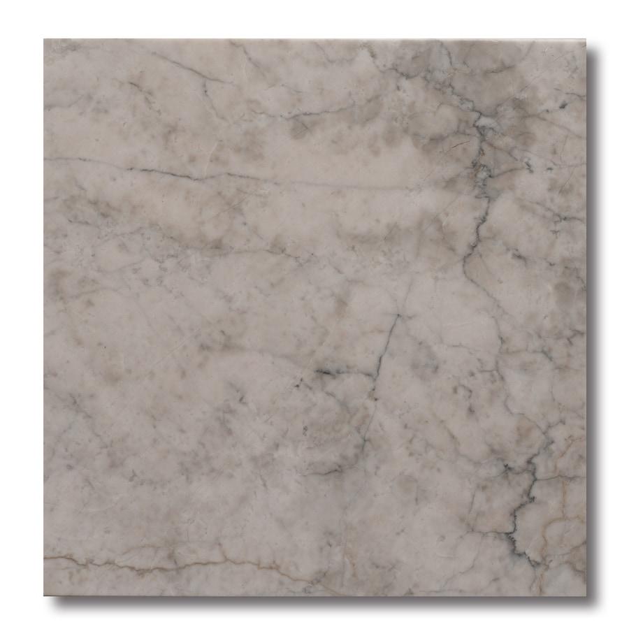 allen + roth 10-Pack Grey Floor Tile (Common: 12-in x 12-in; Actual: 11.97-in x 11.97-in)