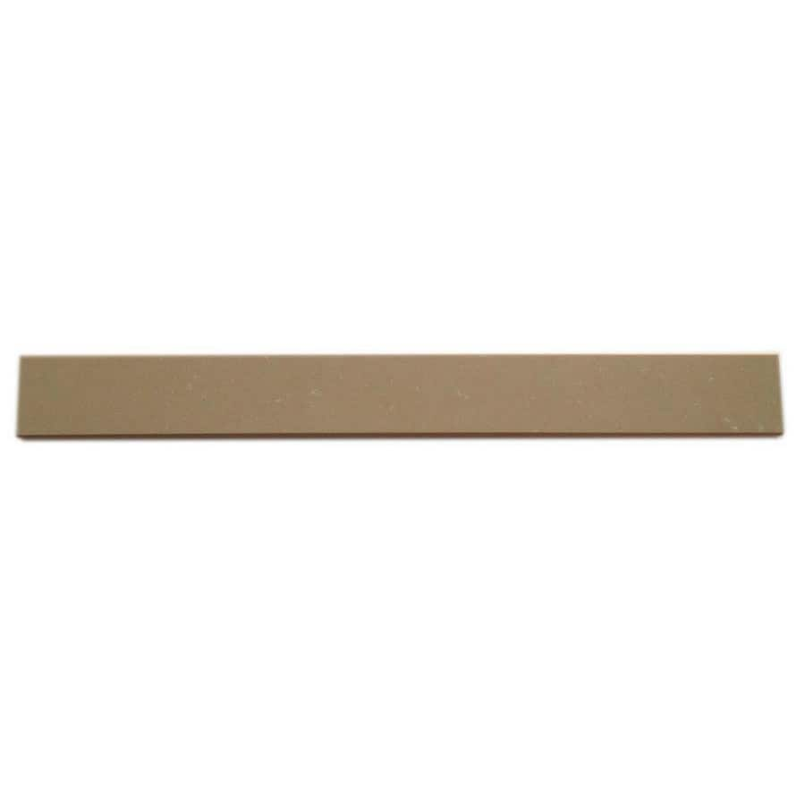 Beige Composite Threshold Tile (Common: 4-in x 36-in; Actual: 3.9-in x 35.9-in)