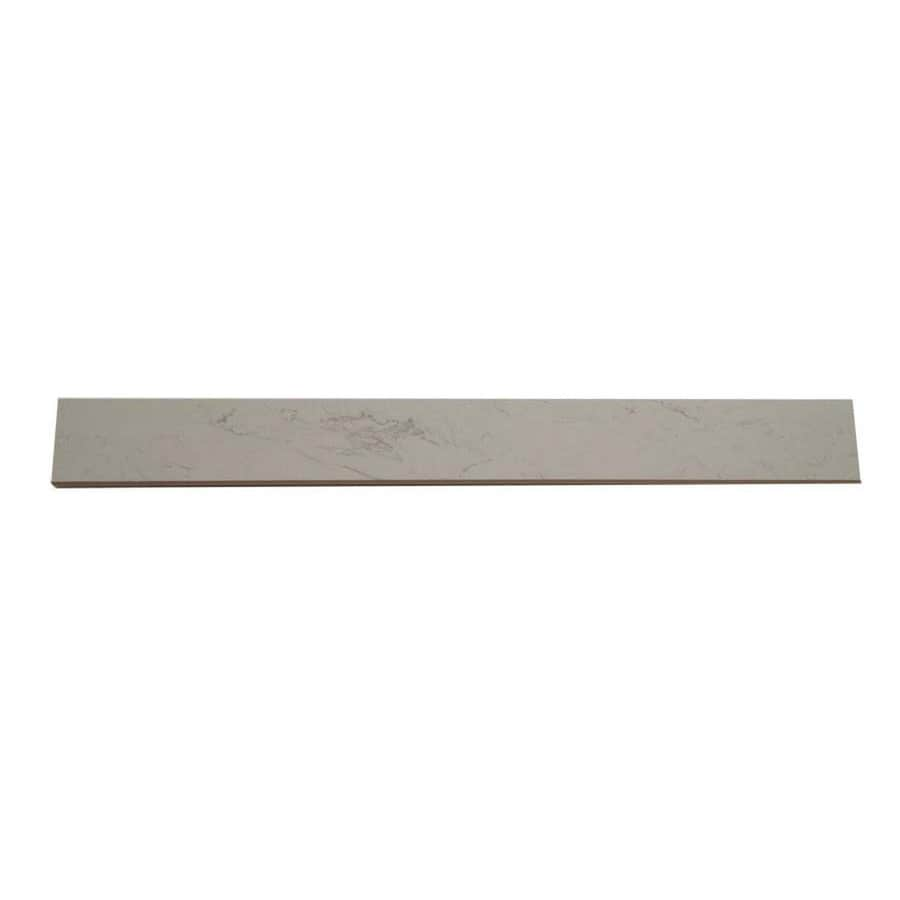 White Composite Sill Tile (Common: 5-in x 36-in; Actual: 4.9-in x 35.9-in)