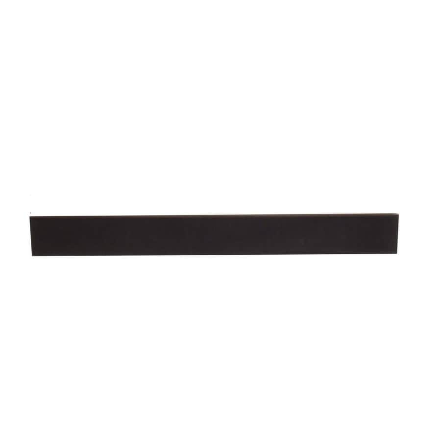 Grey Composite Threshold Tile (Common: 4-in x 36-in; Actual: 3.9-in x 35.9-in)