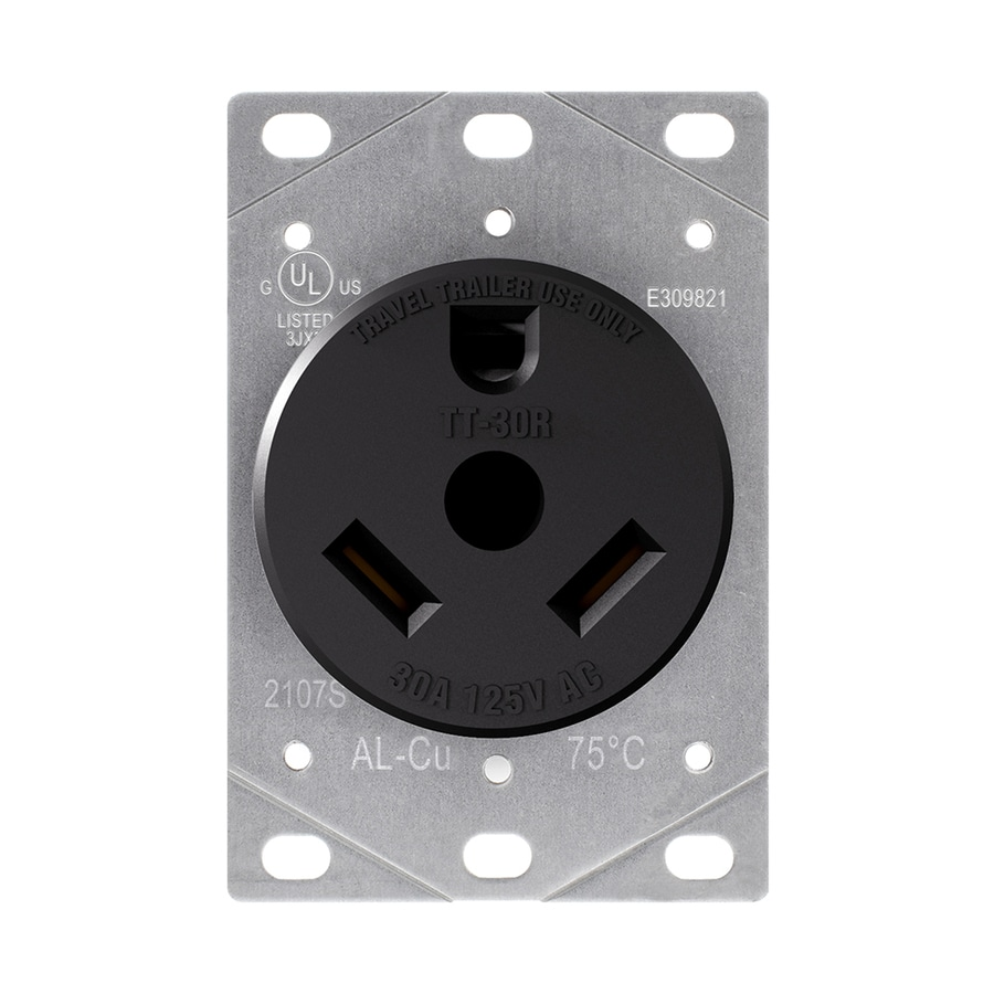 Utilitech 30-Amp Electrical Outlet