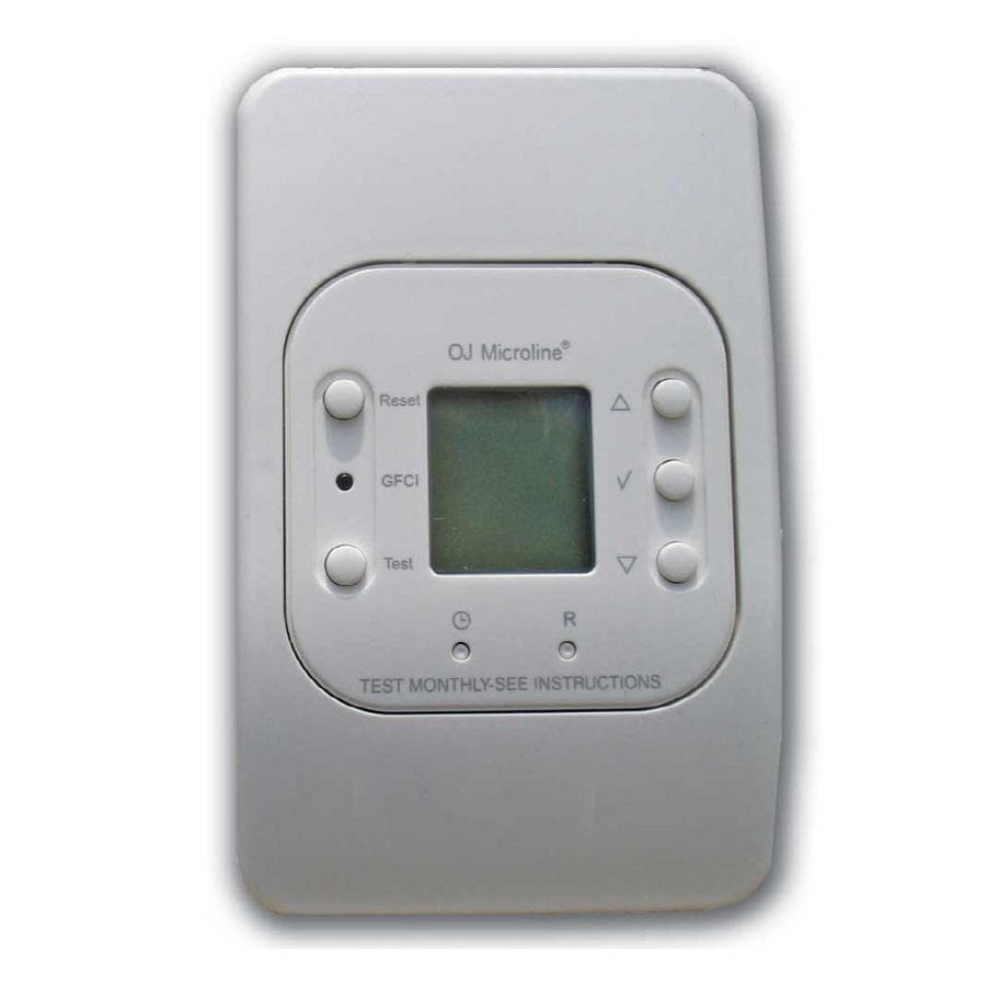 QuietWarmth 5-1-1 Day Programmable Thermostat