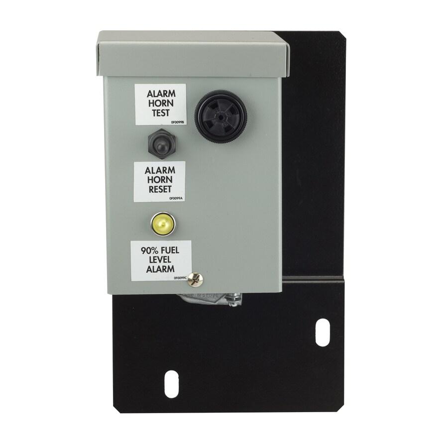 Generac Fuel Level Alarm for Diesel Generator
