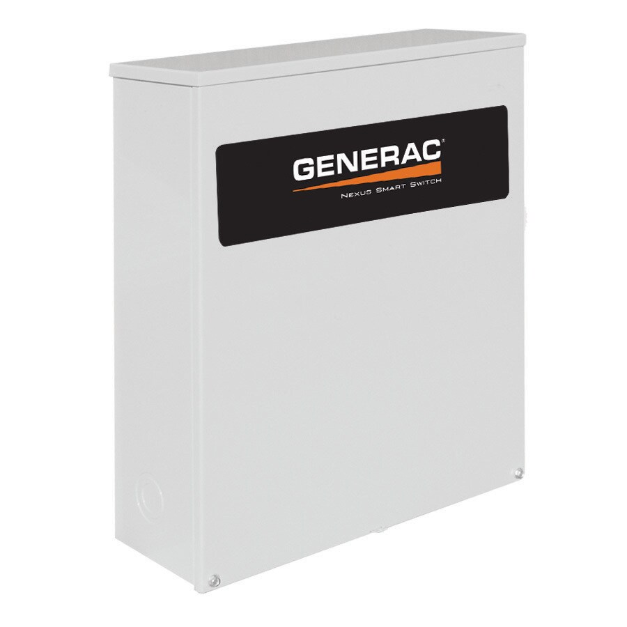 Generac 100-Amp Nexus Smart Switch with Digital Load Management Technology, Service Entrance Rated