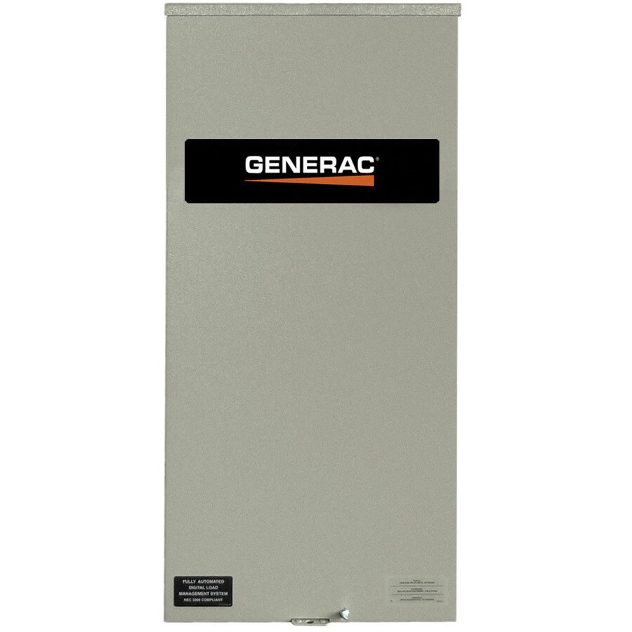 Generac 150-Amp Service Rated Transfer Switch