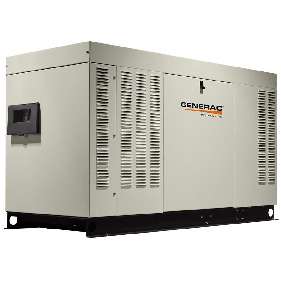 Generac Protector Qs 32,000-Watt (LP)/30000-Watt (NG) Standby Generator