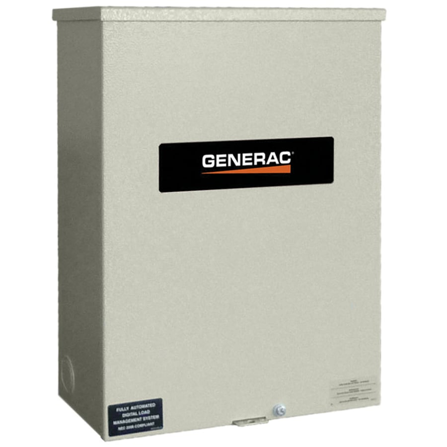 Generac Service Rated Transfer Switch