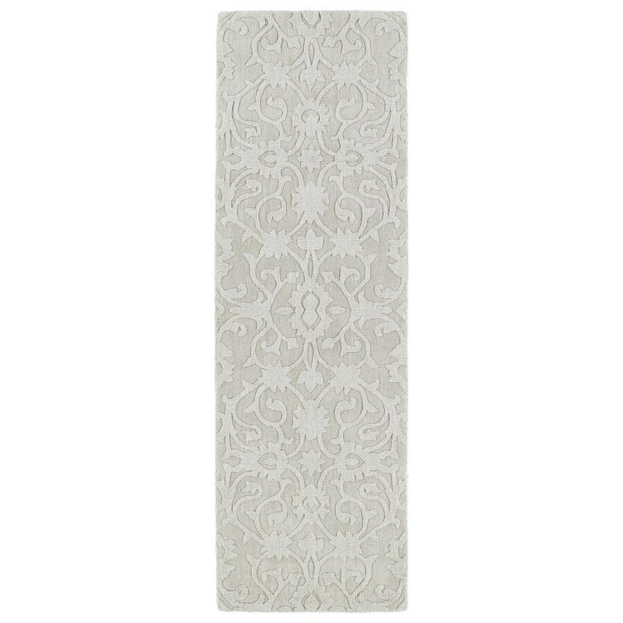Kaleen Imprints Classic Ivory Rectangular Indoor Tufted Southwestern Runner (Common: 2 x 8; Actual: 30-in W x 96-in L)