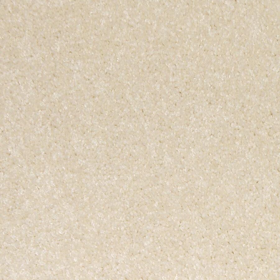 STAINMASTER Ryland Panda White Cut Pile Indoor Carpet