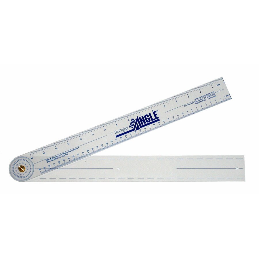 "QUINT MEASURING SYSTEMS Desk Size 18"" True Angle"