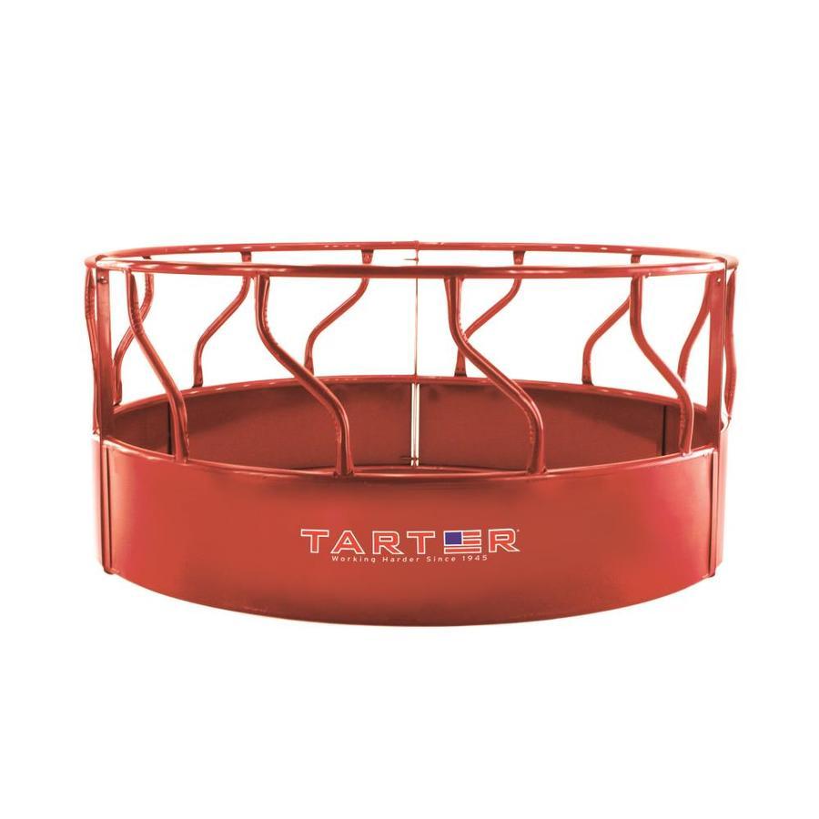 Tarter 3-Piece Red Bar Feeder With Metal Saver